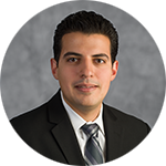 business head shot example