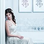 bridal portrait at Waldorf Astoria Chicago